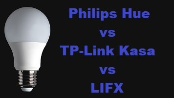 Philips Hue vs  TP-Link vs  LIFX - The Best Smart Bulbs
